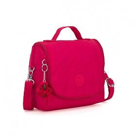 [키플링]KIPLING - NEW KICHIROU Large lunchbox True Pink 런치백