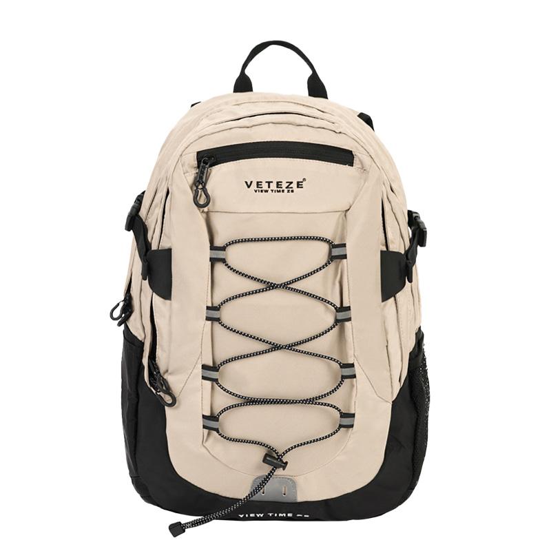 베테제 - Trekker Backpack (beige) 트레커 스트링 백팩 (베이지)