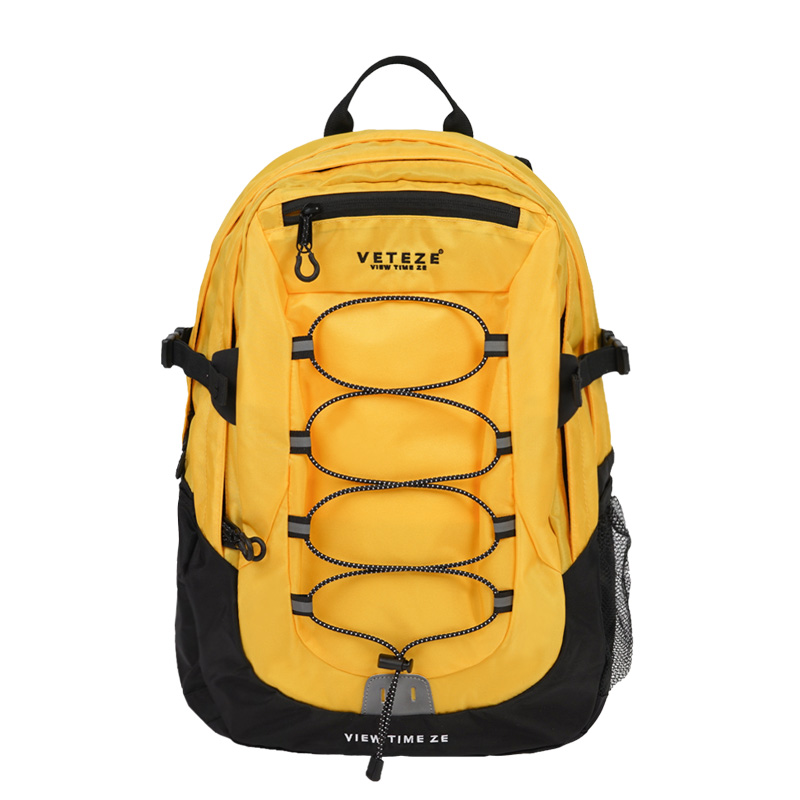 베테제 - Trekker Backpack (yellow) 트레커 스트링 백팩 (옐로우)