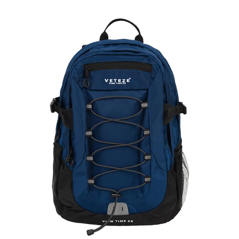 베테제 - Trekker Backpack (blue) 트레커 스트링 백팩 (블루)