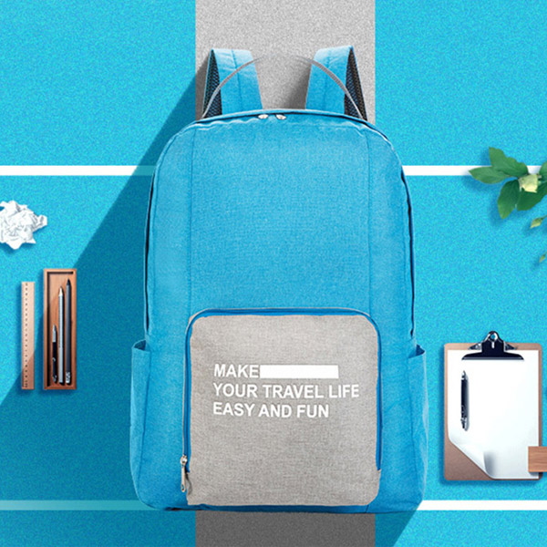 타임리스 여행용품 캐리어 보조 폴딩백팩