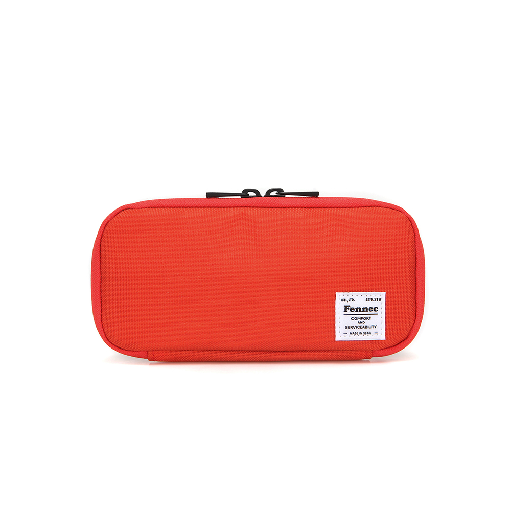 [페넥] FENNEC C&S MULTI POUCH - ORANGE 멀티 파우치