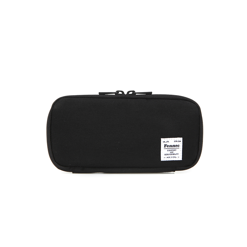[페넥] FENNEC C&S MULTI POUCH - BLACK 멀티 파우치