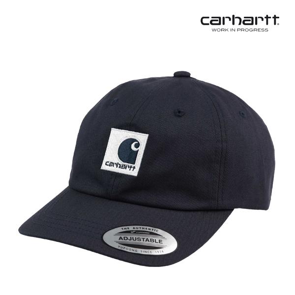 [칼하트WIP] CARHARTT WIP - Lewiston Cap (Dark Navy / Wax) 루이스턴 볼캡 야구모자 모자