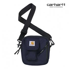 [칼하트WIP] CARHARTT WIP - Essentials Bag Small (Dark Navy) 에센셜 스몰백 미니 크로스백 가방