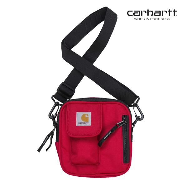 [칼하트WIP] CARHARTT WIP - Essentials Bag Small (Cardinal) 에센셜 스몰백 미니 크로스백 가방