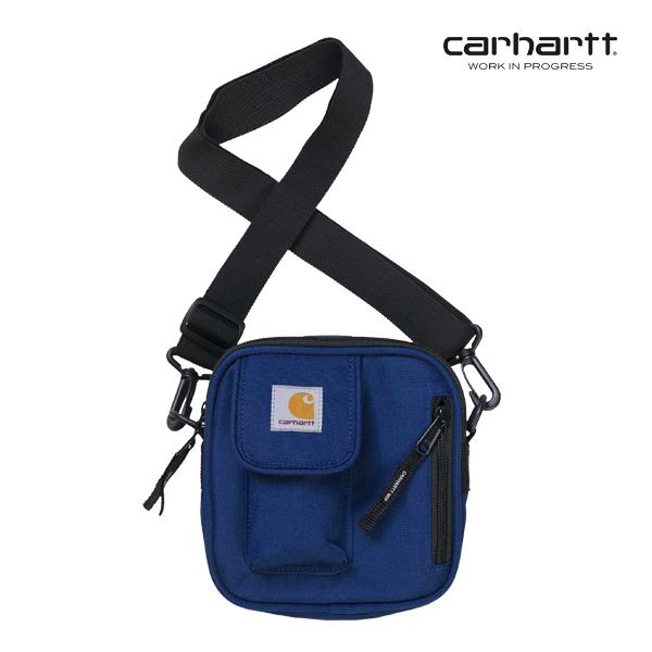 [칼하트WIP] CARHARTT WIP - Essentials Bag Small (Metro Blue) 에센셜 스몰백 미니 크로스백 가방