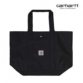 [칼하트WIP] CARHARTT WIP - Simple Tote (Black) 심플 토트백 가방