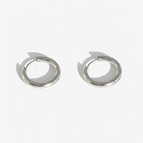 [RUSHOFF] Surgical Steel  Addiction Piercings -L /  어딕션 피어싱 - L