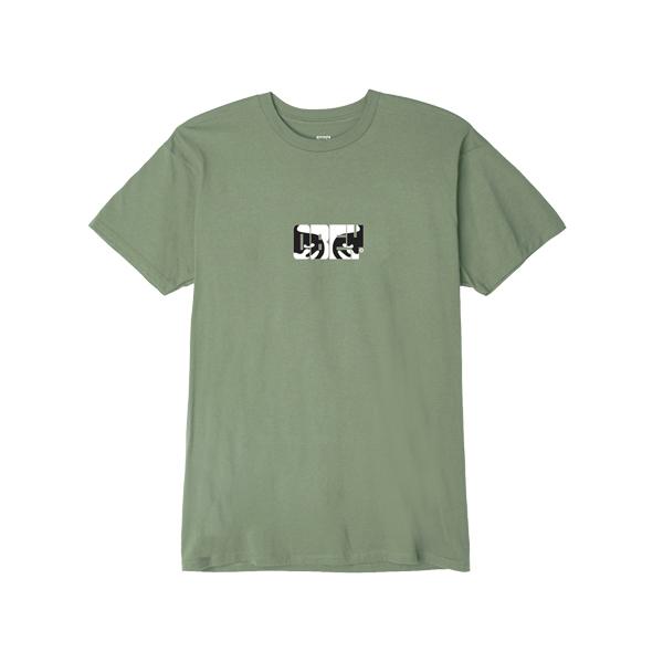 [오베이]OBEY - EYES OF OBEY T-SHIRT (SAGE) 반팔티 티셔츠