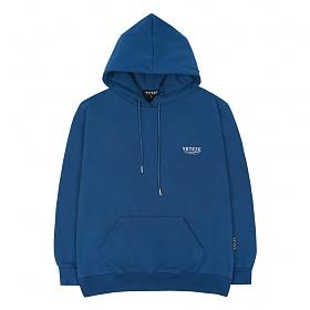 베테제 - Reflective Logo Hood (deep blue)  리플렉티브 로고 후드 (딥블루)