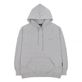 베테제 - Reflective Logo Hood (gray)  리플렉티브 로고 후드 (그레이)