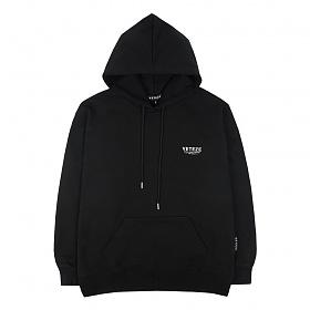베테제 - Reflective Logo Hood (black)  리플렉티브 로고 후드 (블랙)