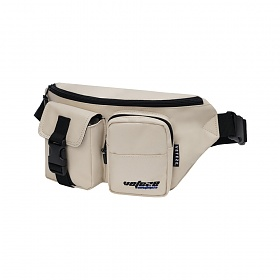 #클리어런스 베테제 - Trueup Waist Bag (light beige)  트루업 웨이스트 백 (라이트 베이지)