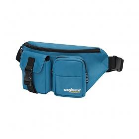 #클리어런스 베테제 - Trueup Waist Bag (steel blue)  트루업 웨이스트 백 (스틸 블루)