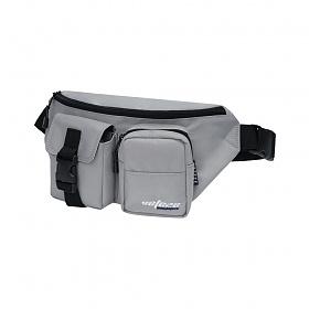 베테제 - Trueup Waist Bag (gray)  트루업 웨이스트 백 (그레이)
