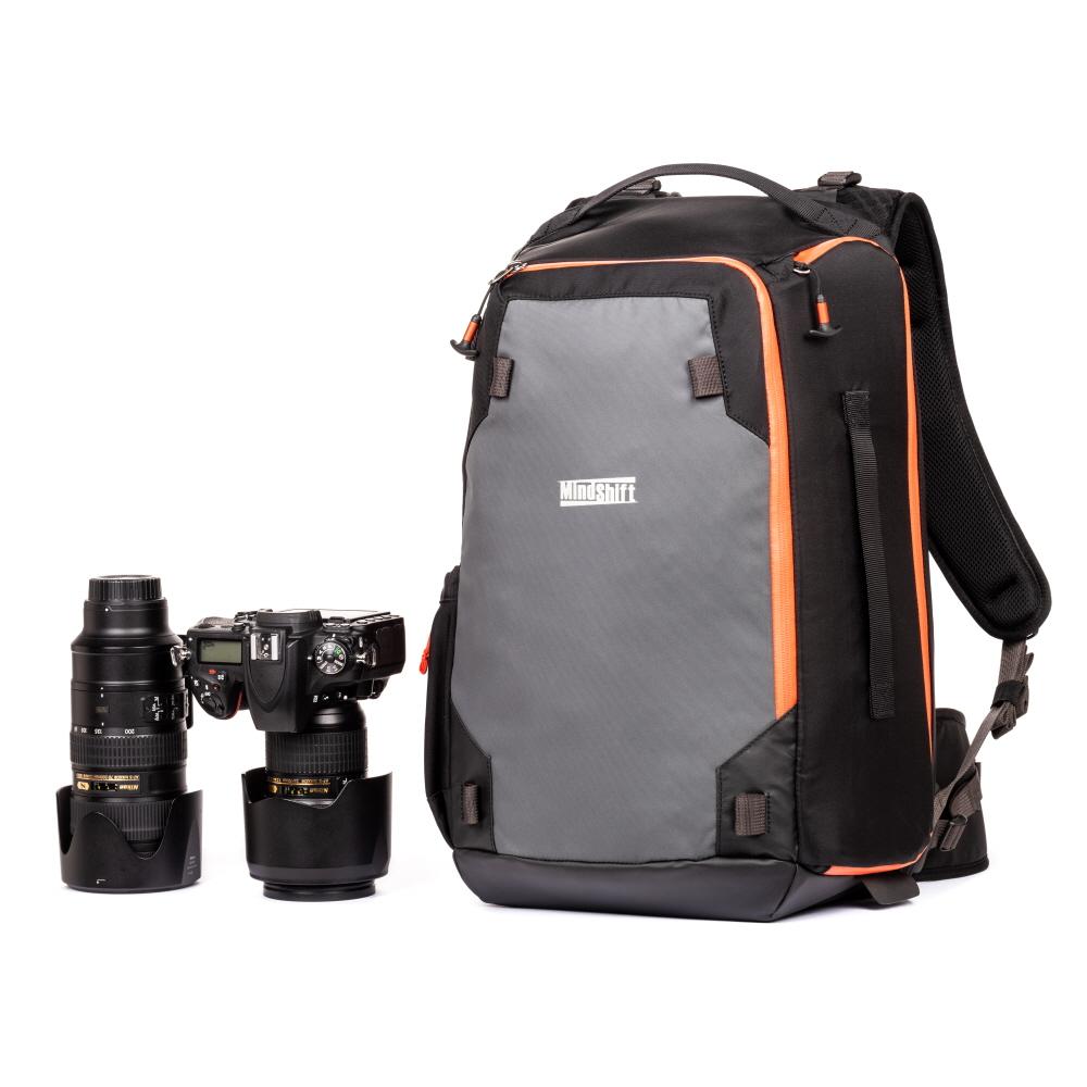 마인드쉬프트기어 - 포토크로스 15 카메라백팩 오렌지