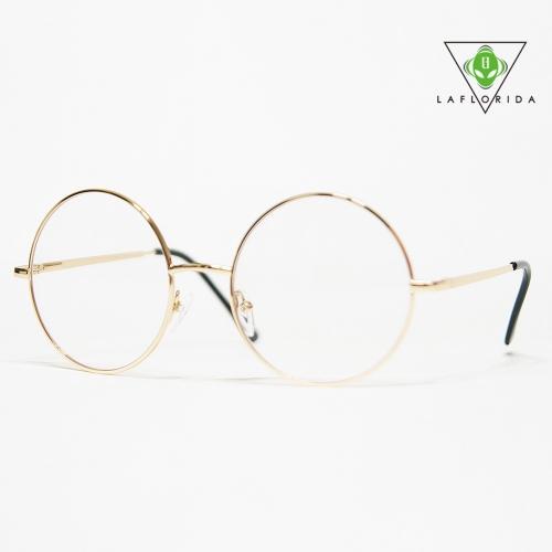 [라플로리다] 산타 골드 glasses 안경