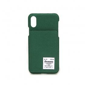 [페넥] FENNEC C&S iPHONE X/XS POCKET CASE - GREEN