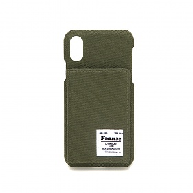 [페넥] FENNEC C&S iPHONE X/XS POCKET CASE - KHAKI
