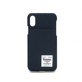 [페넥] FENNEC C&S iPHONE X/XS POCKET CASE - NAVY 아이폰 케이스