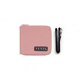 베테제 - Line Half Wallet (indi pink) 라인 하프 월렛 (인디핑크)