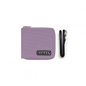 베테제 - Line Half Wallet (light purple) 라인 하프 월렛 (라이트 퍼플)