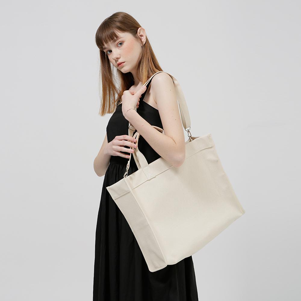 [페넥] FENNEC Raw Bag(L) 로우 토트백 크로스백 캔버스백