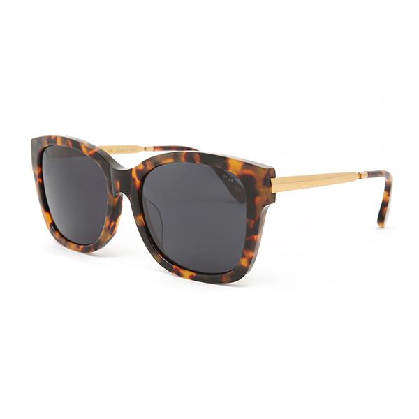 마인드 마스터 MMS1001-C Sunglass (BROWN LEO/BLACK) 선글라스