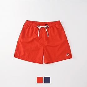 [언리미트]Unlimit - Tri Logo Shorts (U19BBPT27) 반바지 바지