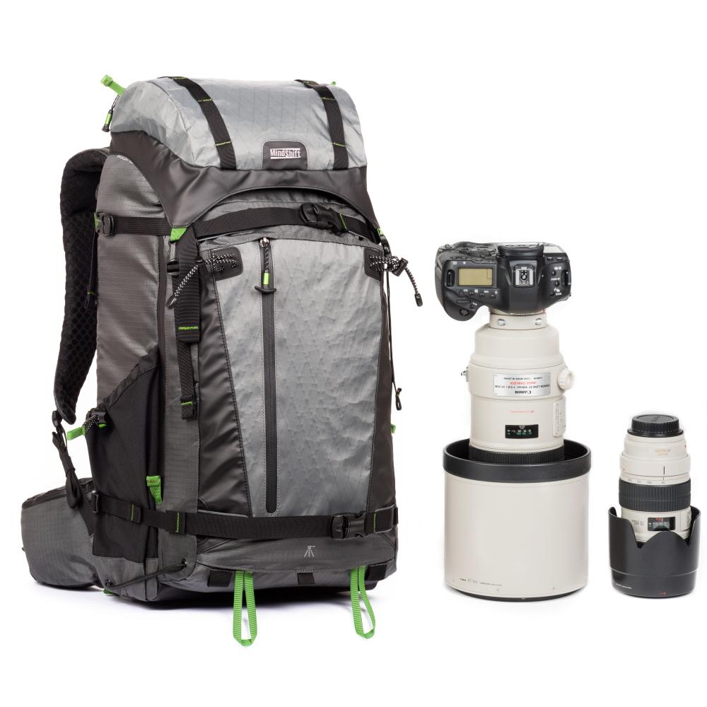 마인드쉬프트기어 - 카메라백팩 백라이트 엘리트 45L