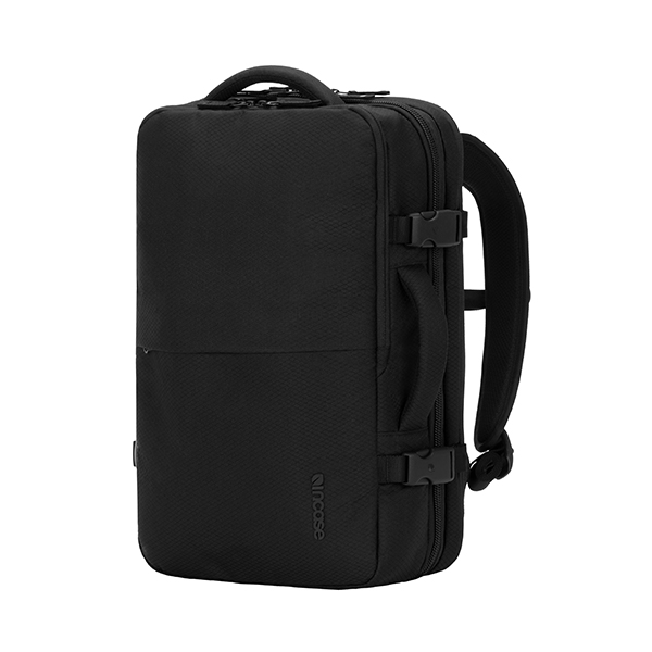[인케이스]INCASE - EO Travel Backpack Diamond Ripstop INTR100601-BLK (Black) 인케이스코리아 정품 AS가능