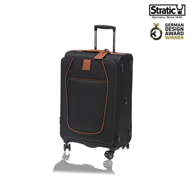 [스트라틱]ORIGINAL STRATIC 오리지날 스트라틱 캐리어 26인치 소프트캐리어 스트라틱코리아 정품