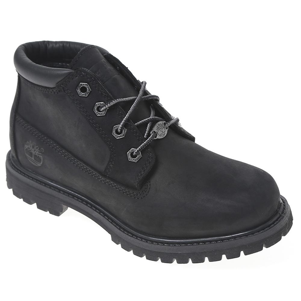 [팀버랜드] Nellie Chukka Double WP Boot TL23398G3 BK