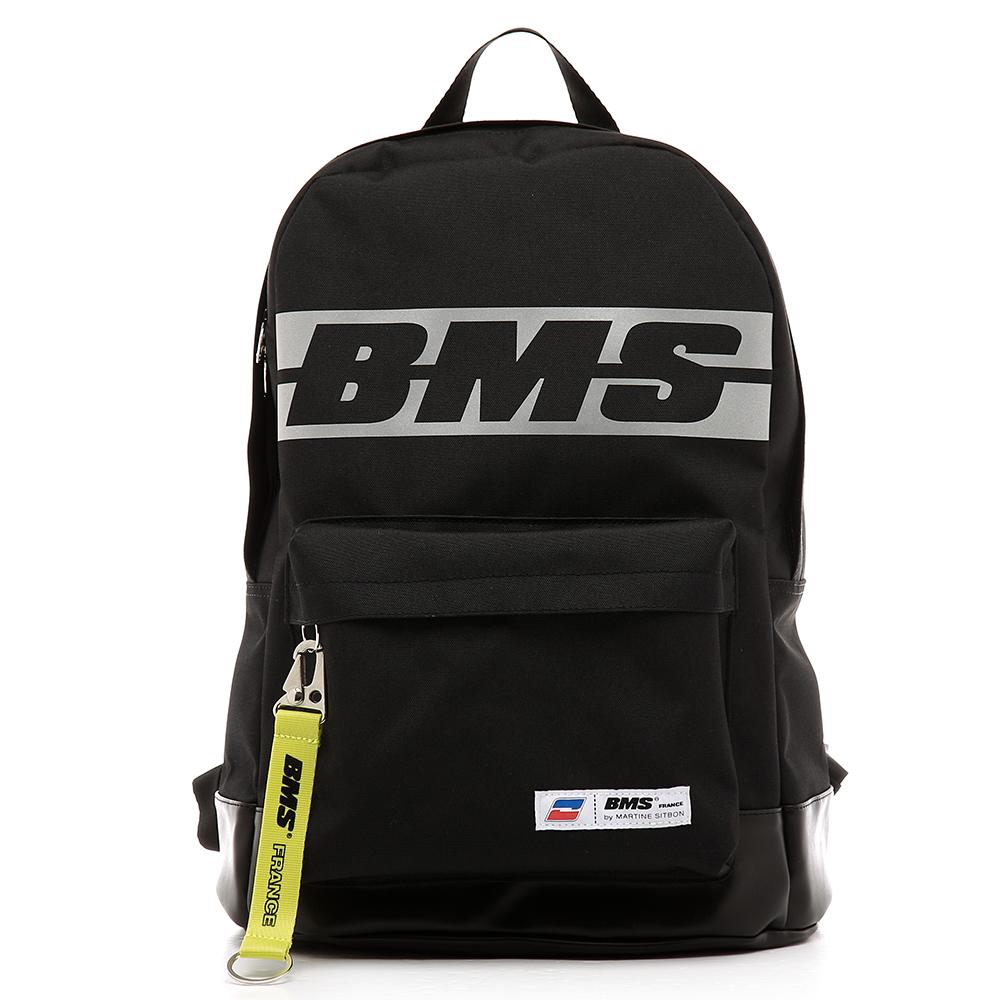 [비엠에스프랑스] BMSFRANCE BMS 3M BACKPACK BLACK (GEZX180_39) 백팩 데이백 학생가방