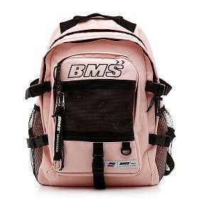 [비엠에스프랑스] BMSFRANCE BMS UTILITY BACKPACK PINK (GEZX181_71) 백팩 메쉬백팩 학생가방