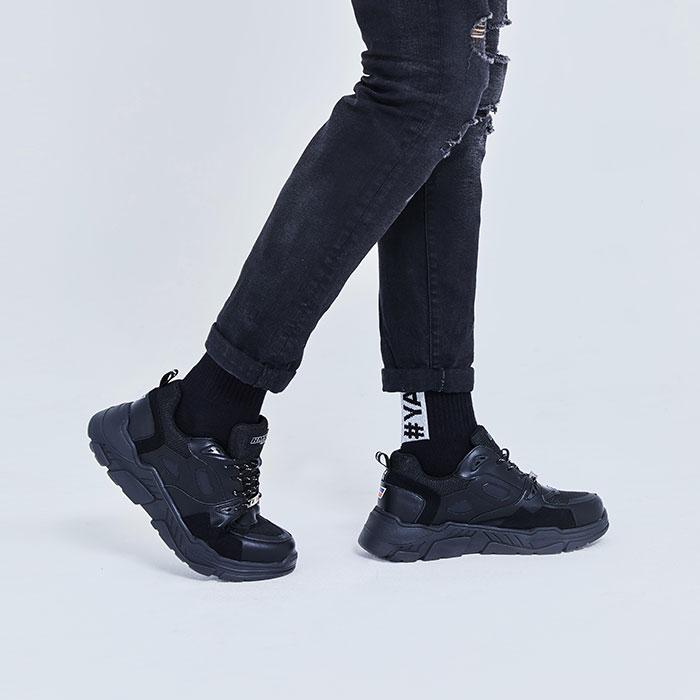 [연예인착용][비엠에스프랑스] BMSFRANCE Crush_sneakers(GEZH162_39) 스니커즈 운동화