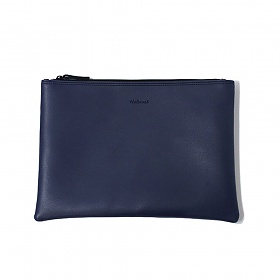 [할로바트] HALOVAT - DAILY SIMPLE CLUTCH / DEEP BLUE 클러치