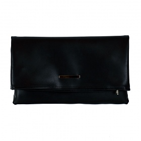 [할로바트] HALOVAT - AO FOLDER CLUTCH BAG/ BLACK 클러치