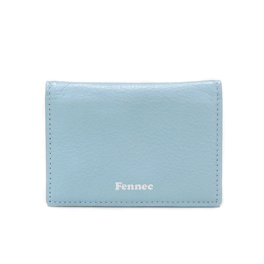 [페넥] FENNEC SOFT MINI WALLET - FOG BLUE 반지갑 월렛