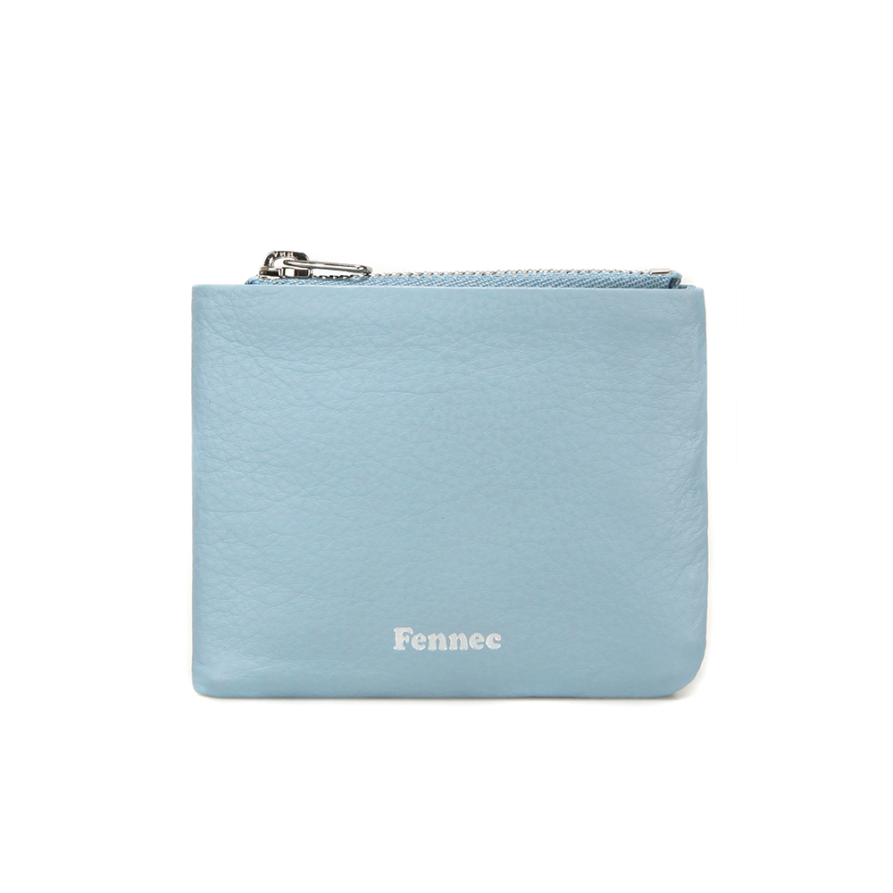 [페넥]FENNEC SOFT FOLD WALLET - FOG BLUE 반지갑