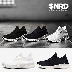 [SNRD]남성화 신발 운동화 스니커즈 런닝화 니트 키높이 SN533