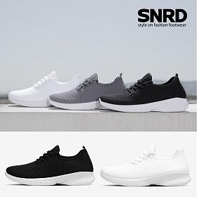 [SNRD]남성화 신발 운동화 스니커즈 런닝화 니트 키높이 SN532