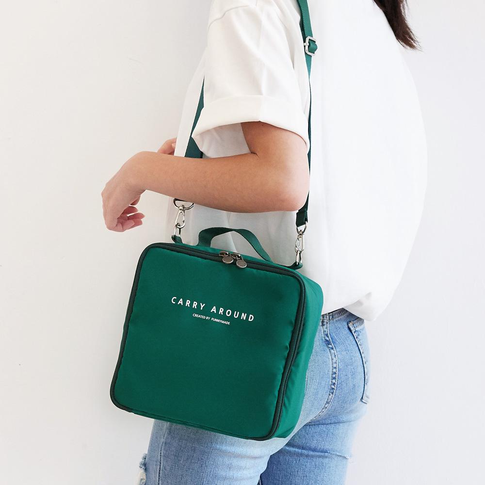 [퍼니메이드]보냉가방 - 박스 피크닉 가방