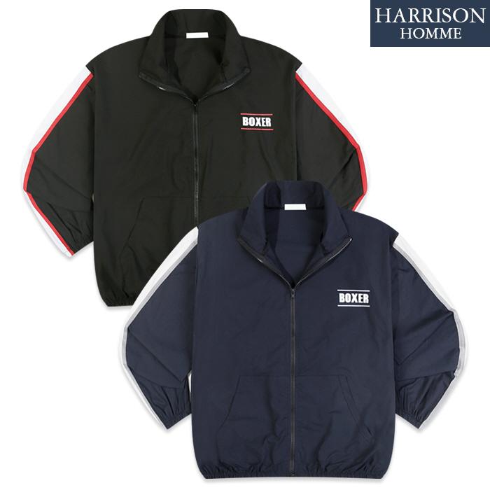 [해리슨] 복서 라인 집업 자켓 NTC1423