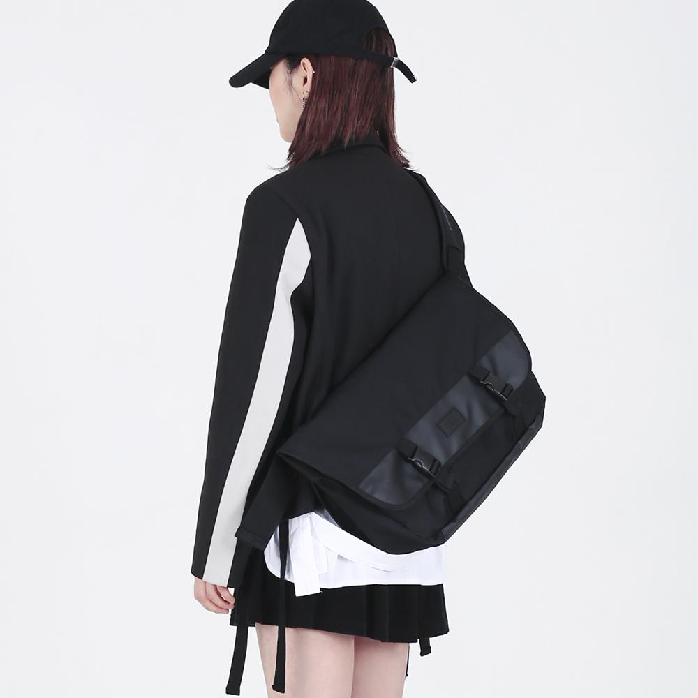 [피스메이커]PIECEMAKER - R2G MESSENGER BAG (BLACK) 메신저백