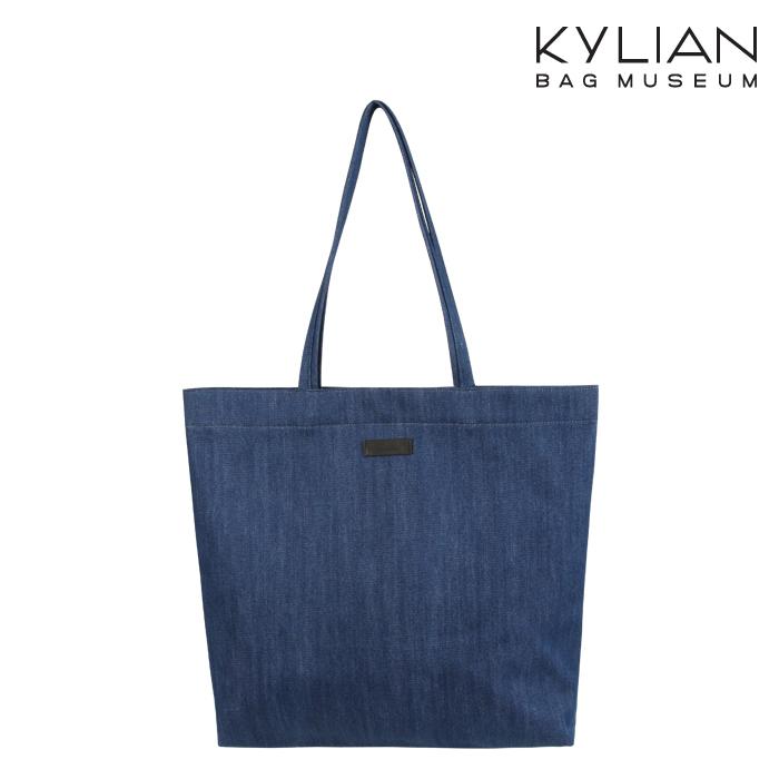 [킬리안]KYLIAN - 레빈슨 데님 에코백 XL (BAKYH3EC05)