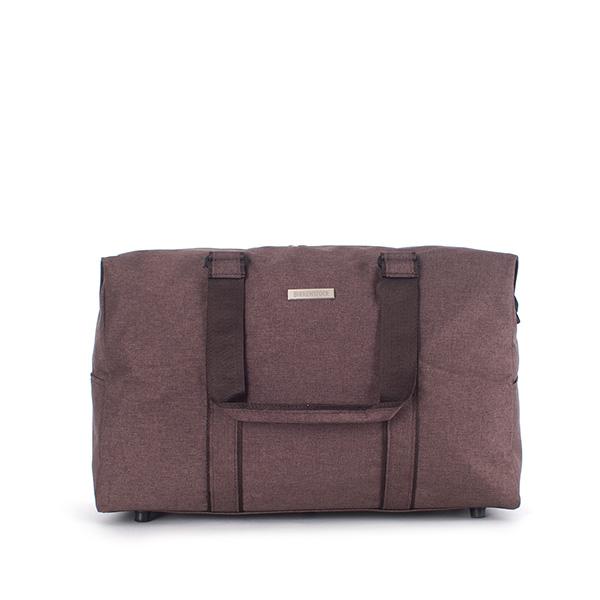 [버켄스탁]BIRKENSTOCK - BKB160 brown 여행용 가방 보스턴백 더플백