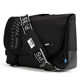 [키링증정][핍스] net messenger bag(black) 넷 메신저백