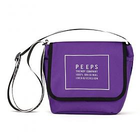 [핍스] reflect light mini cross bag(violet) 미니 크로스백
